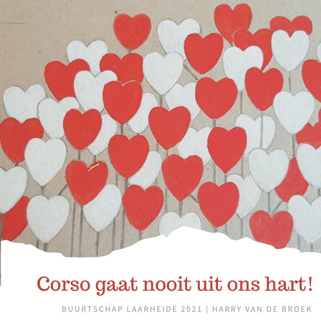 Corso gaat nooit uit ons hart!