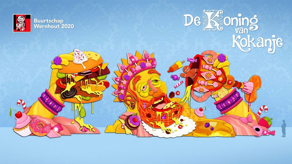 De Koning van Kokanje