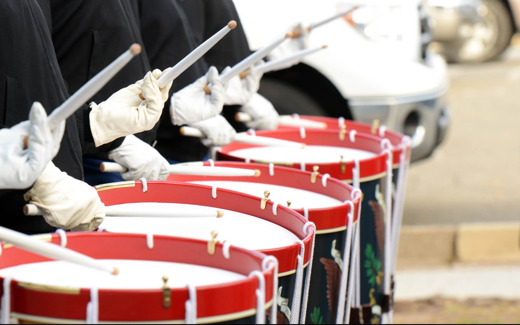 Drum- en showfanfare Advendo