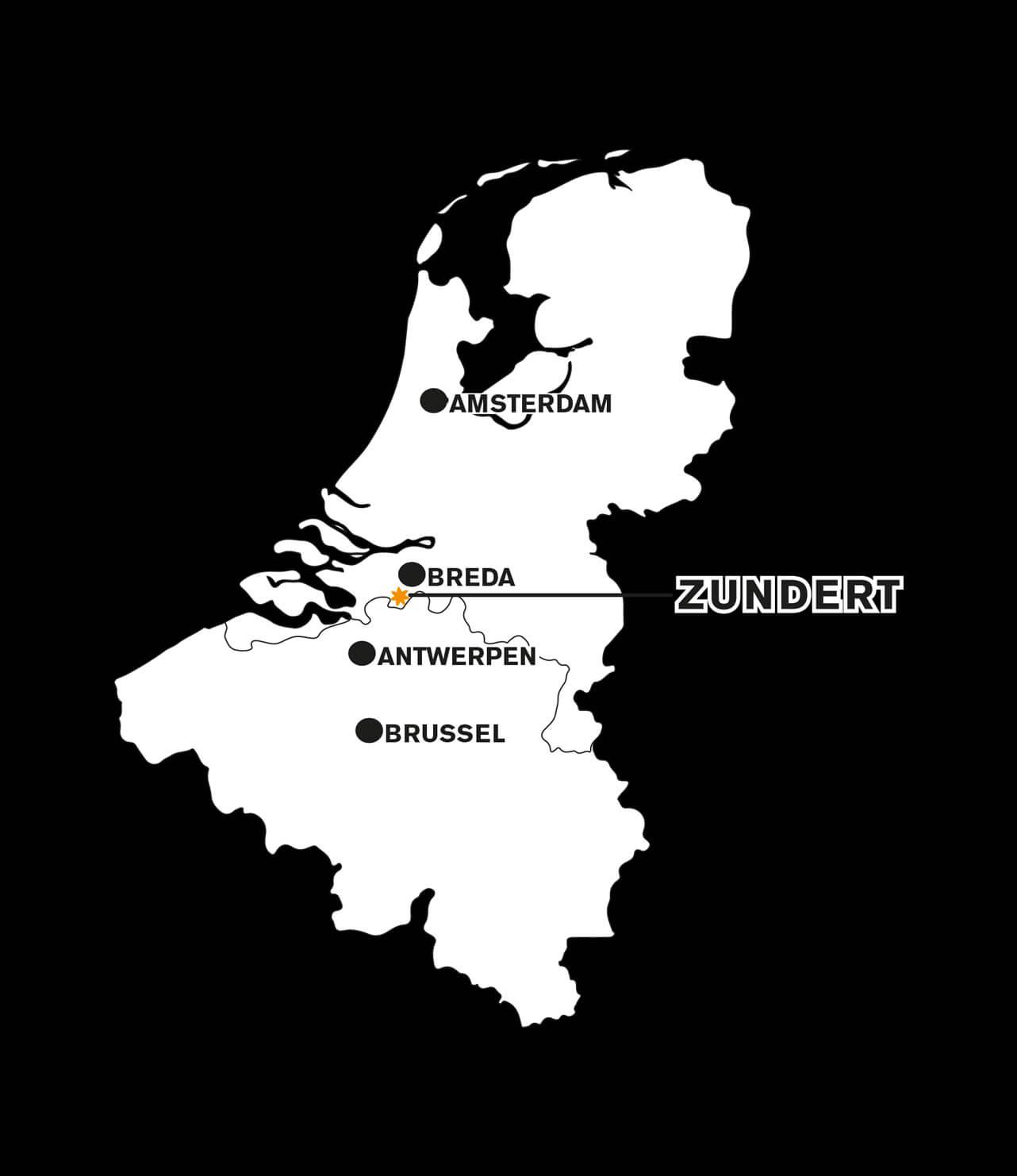 landkaartNL